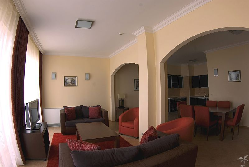 Sunset Resort Apartmanok